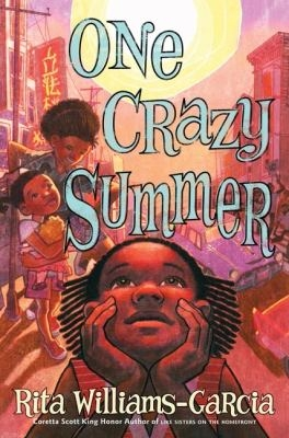 """Cover art for """"One Crazy Summer"""""""