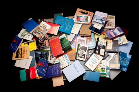 Image of book covers