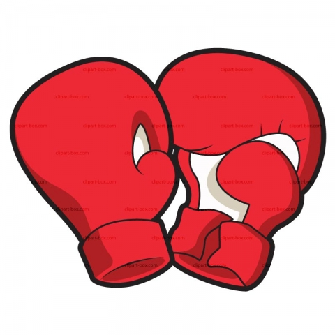 boxing-gloves clipart