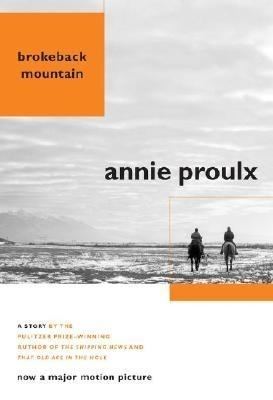 Cover image of Brokeback Mountain by Annie Proulx