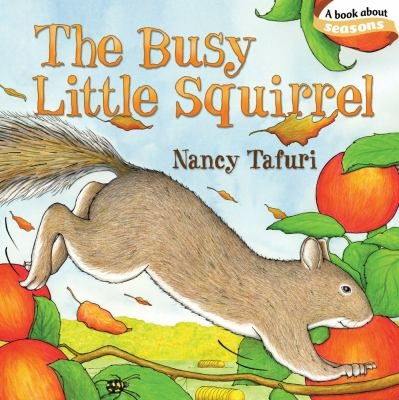 Cover of The Busy Little Squirrel