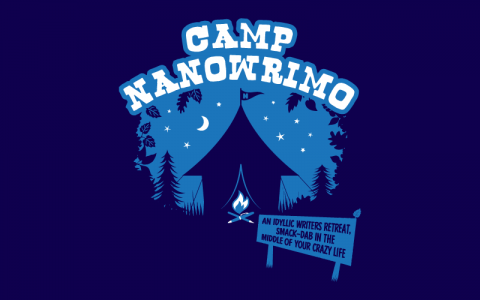 Camp graphic