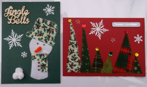 D.I.Y. Greeting Cards