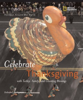 Celebrate Thanksgiving book