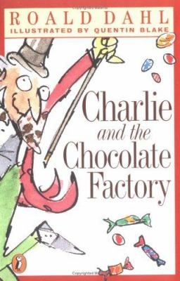 "Image of ""Charlie & the Chocolate Factory"" by Roald Dahl"