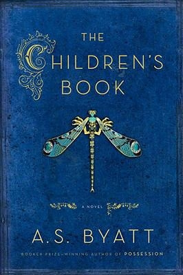 Cover image of A. S. Byatt's novel, The Children's Book.