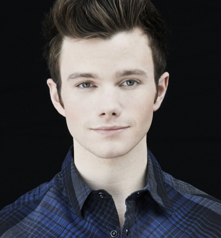 Photo of Chris Colfer