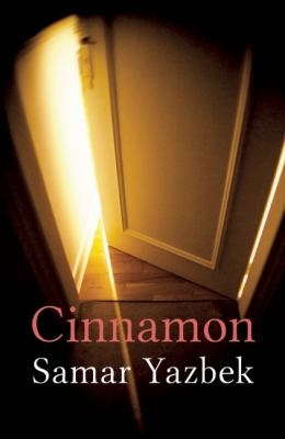 Cinnamon book cover art