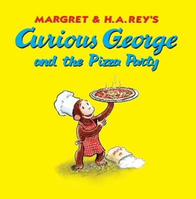 Curious George at the Pizza Party