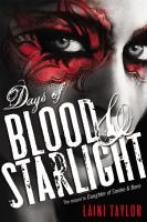 days of blood and starlight catalog