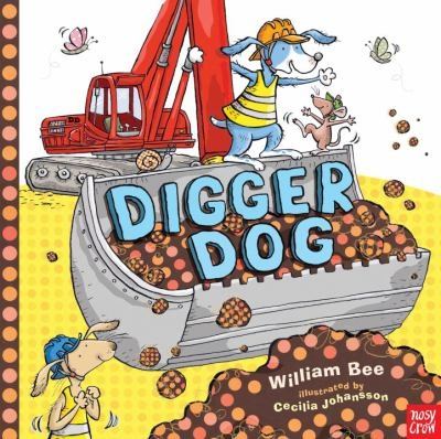 digger dog cover