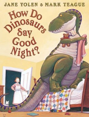 How Dinosaurs Say Goodnight