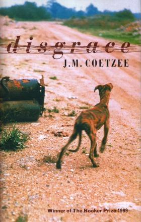 Book cover for J. M. Coetzee's Disgrace