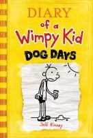 Bookcover for Diary of a Wimpy Kid:  Dog Days by Jeff Kinney