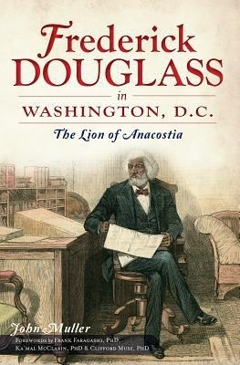 Cover of Frederick Douglass in Washington DC