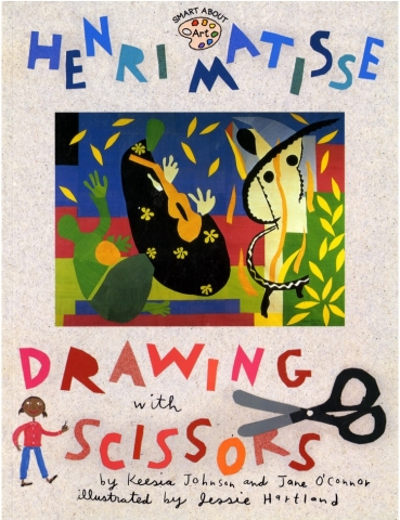 Image of Drawing with Scissors