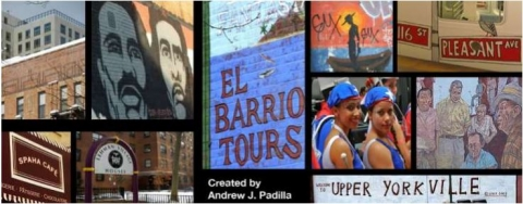 El Barrio Tours Picture Collage