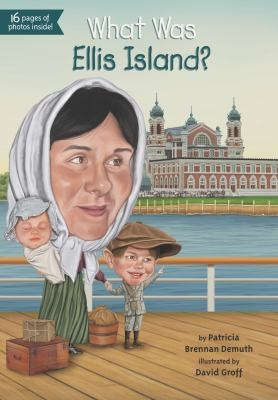 What Was Ellis Island in catalog