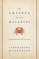 Book Cover of Emperor of Maladies