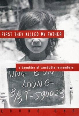 First the Killed My Father book cover