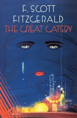 Image of the cover of F. Scott Fitzgerald's book The Great Gatsby