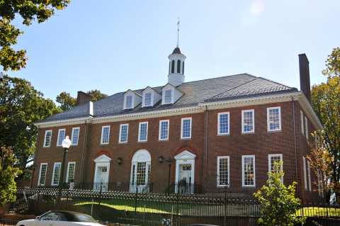 Georgetown Library Exterior