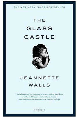 """Image of the Cover of """"The Glass Castle"""""""