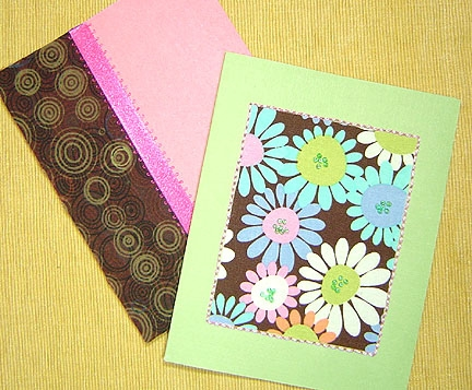 Make your own greeting cards!
