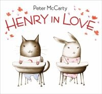 Henry in Love book cover