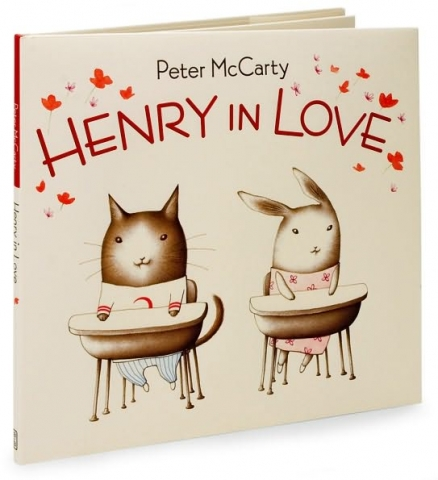 Henry in Love by Peter McCarty