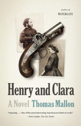Henry and Clara cover