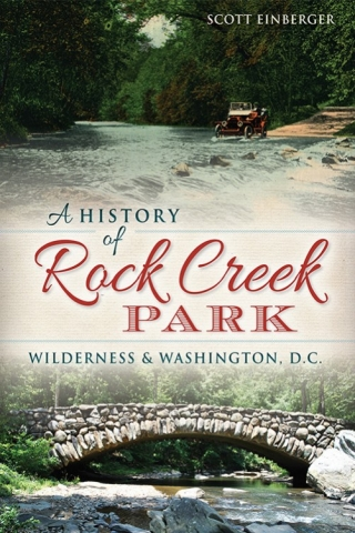 A History of Rock Creek Park Book Cover