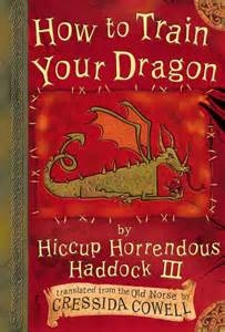 How to Train Your Dragon Book