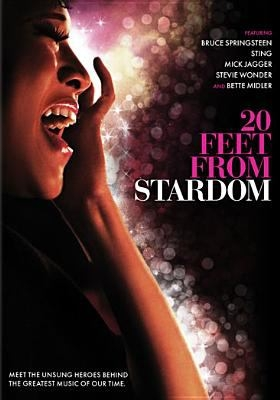 20 Feet from Stardom DVD cover