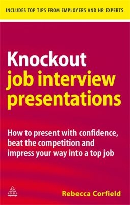 Knockout Job Interview Presentations cover