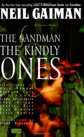 Cover of the Kindly Ones