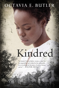 Bookcover for Kindred by Octavia Butler