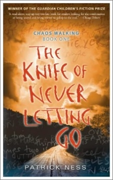 The Knife of Never Letting Go book cover