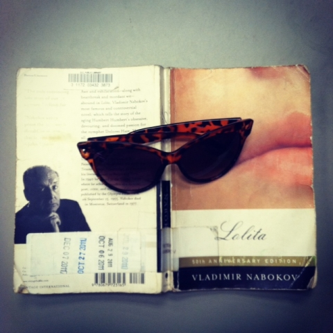 Lolita Library Sunglasses