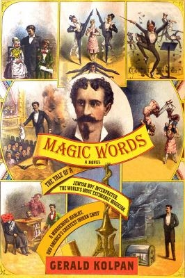 Cover of 'Magic Words'