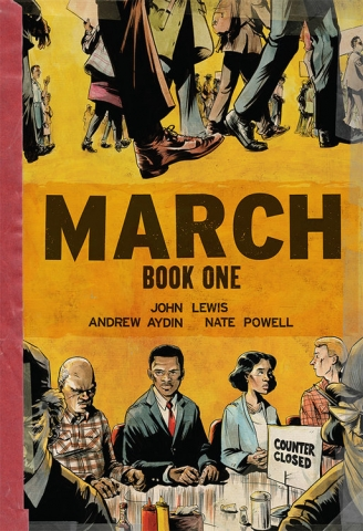 Cover of March Book One