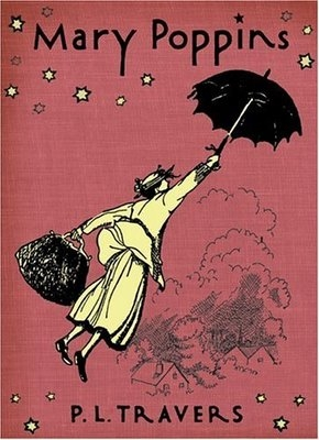 Image of Mary Poppins book cover