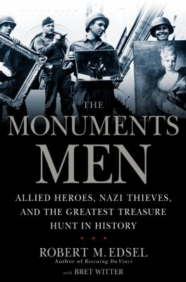 Monuments Men cover