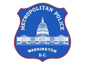 Metropolitan Police Department badge
