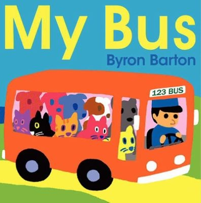 My Bus book cover
