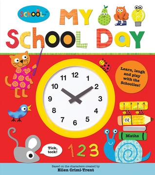 My School Day Cover