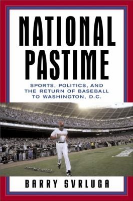 national pastime cover