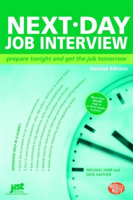 Next Day Job Interview cover