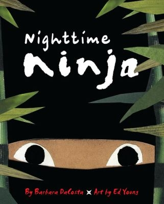 Cover image of Night Time Ninja from DCPL's catalog