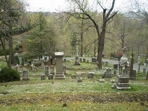 Photograph of Oak Hill Cemetery